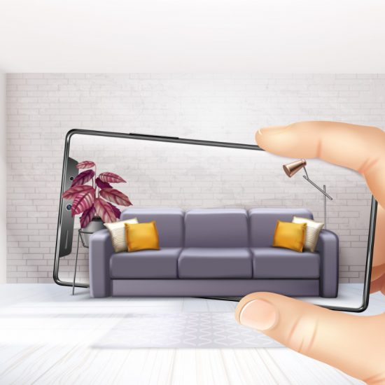 Augmented Reality – E-commerce Products felt through Technology- NIVI Solutions